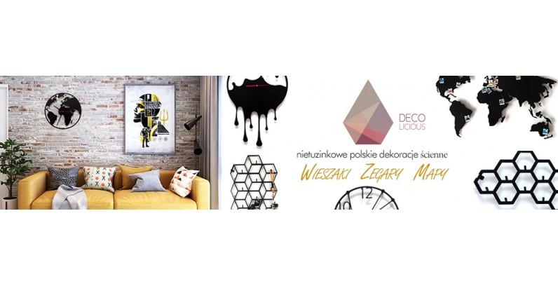 decolicious.pl - dekoracje do domu i dekoracje wnętrz