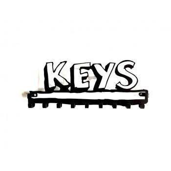 """Wieszak na klucze """"Keys"""""""