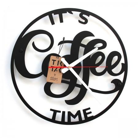 """Zegar na ścianę """"Coffe"""""""