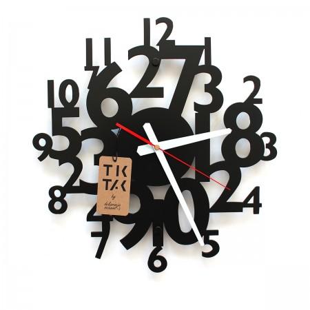 """Zegar na ścianę """"Cyfry"""""""