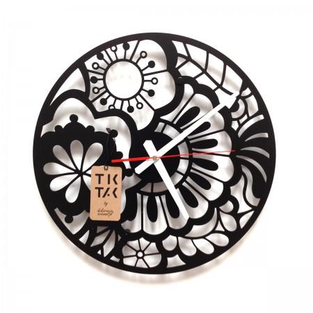 """Zegar na ścianę """"Floro"""""""