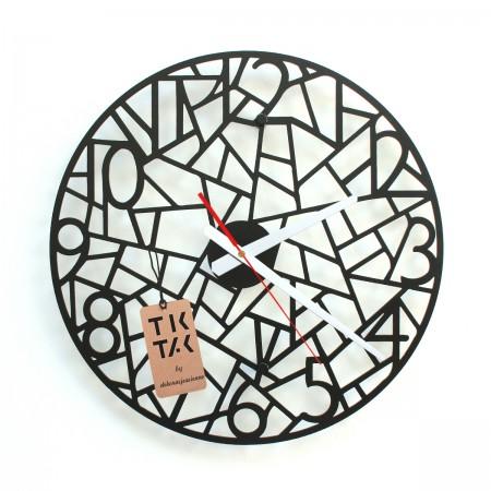 """Zegar na ścianę """"Formic"""""""