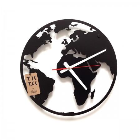 """Zegar na ścianę """"Globe"""""""
