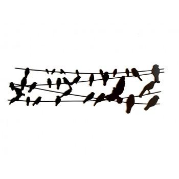 """Wieszak na ścianę """"Bird on Wire"""""""