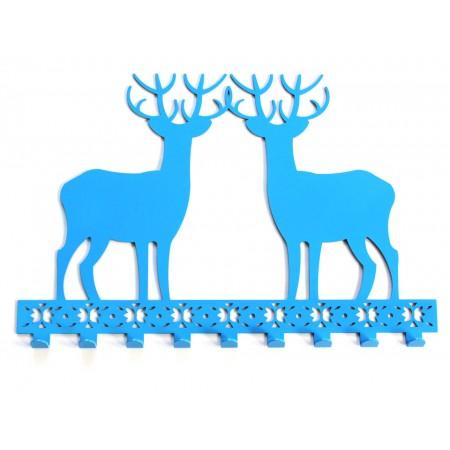 """Wieszak ścienny """"Blue Deer"""""""