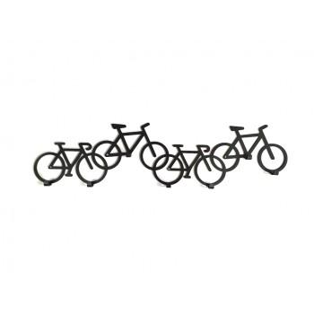 """Wieszak ścienny z rowerami """"Cycloo"""""""