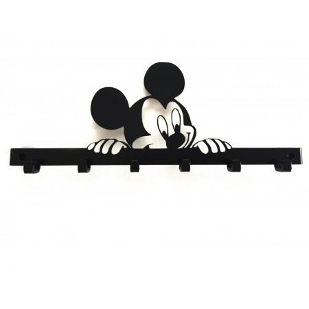 """Wieszak na odzież/klucze """"Mickey"""""""