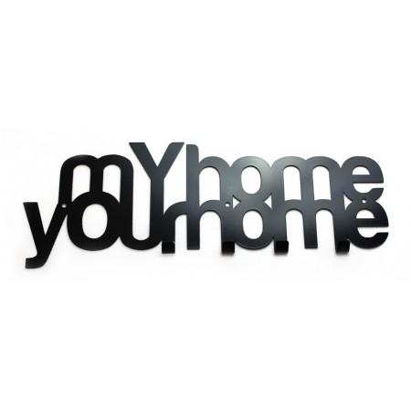 """Wieszak do przedpokoju """"My Home your Home"""""""