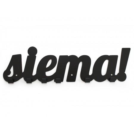 """Wieszak do przedpokoju """"Siema"""""""
